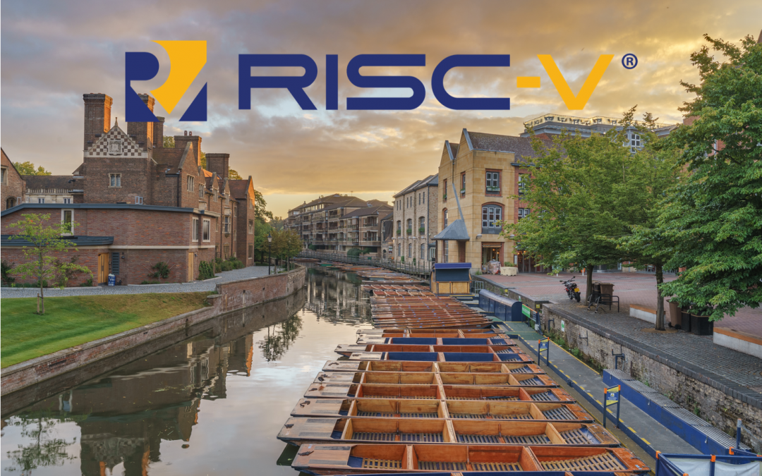 Imperas guest blog: An evening with the RISC-V Community at the Cambridge Meetup