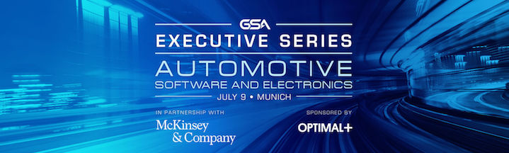 2019 GSA Executive Series – Automotive Software and Electronics