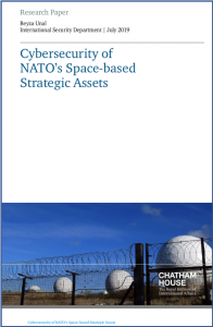 Cybersecurity of NATO's Space-based Strategic Assets