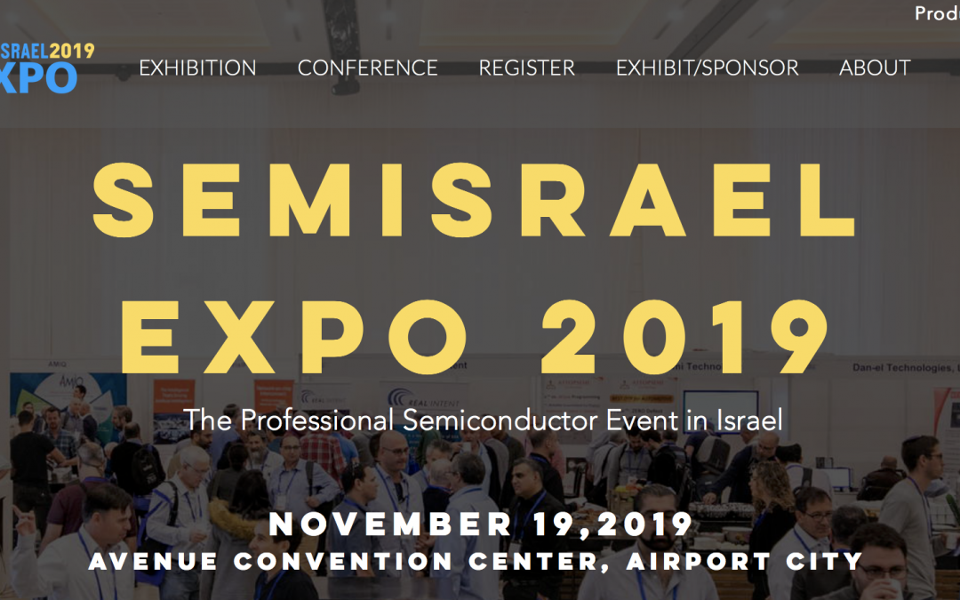 SemIsrael Expo 2019