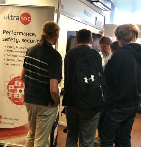 UltraSoC at Warsaw Jobs Fair