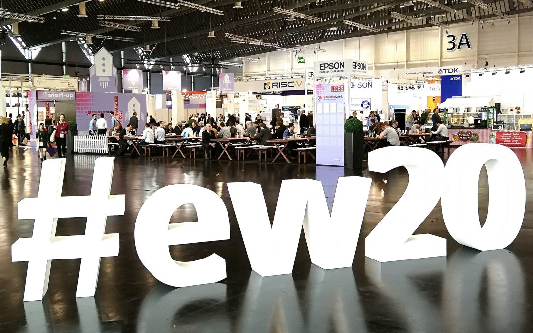 #ew20 cybersecurity, safety, RISC-V…and much more