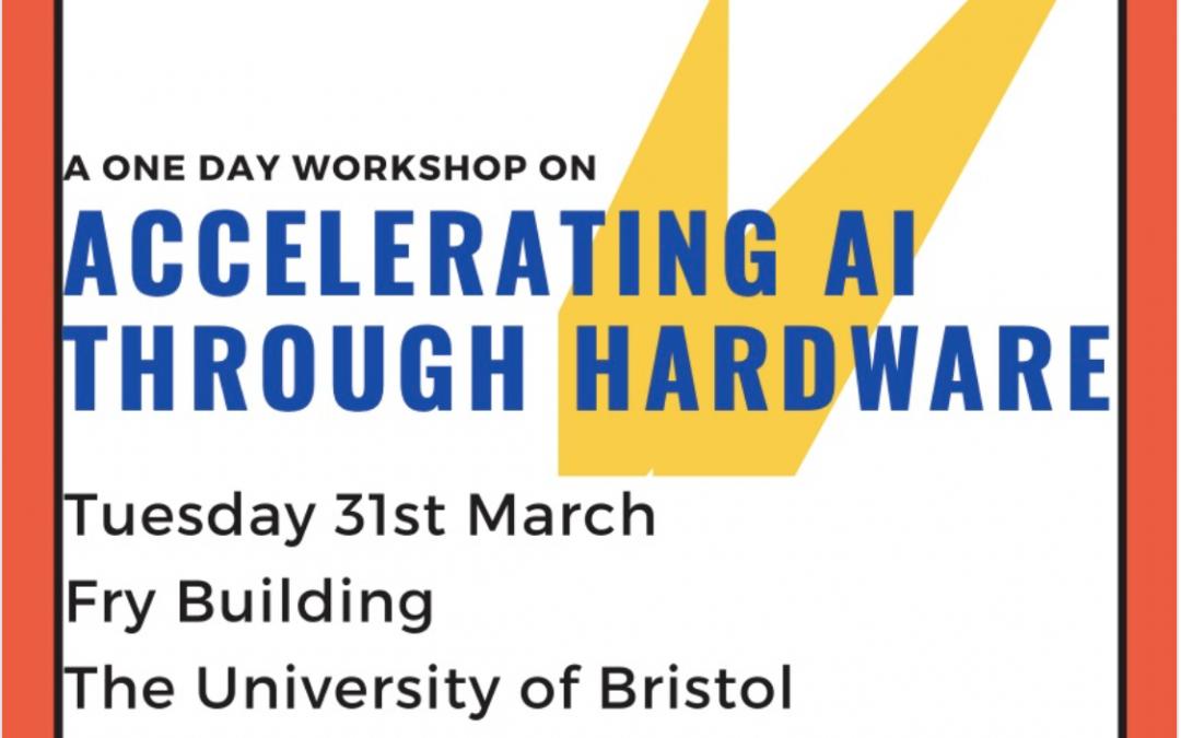 Accelerating AI through hardware – postponed